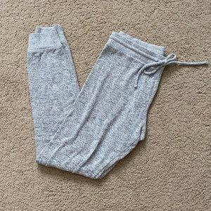 AEO high wasted soft plush legging